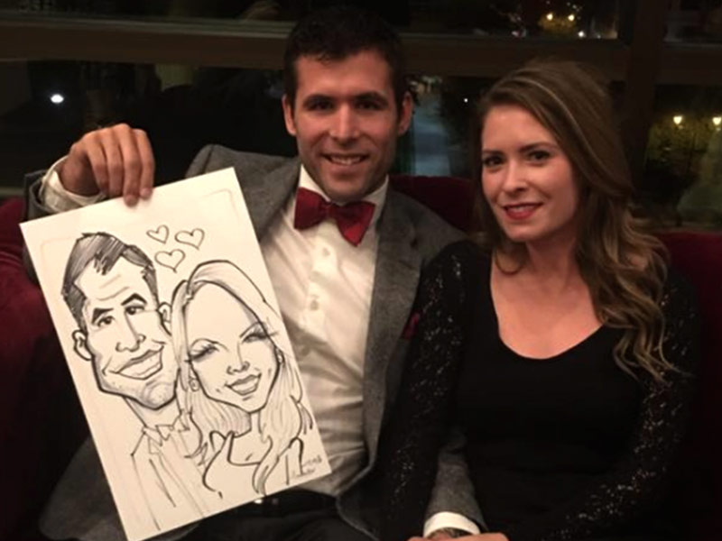 Wedding & Event Caricatures